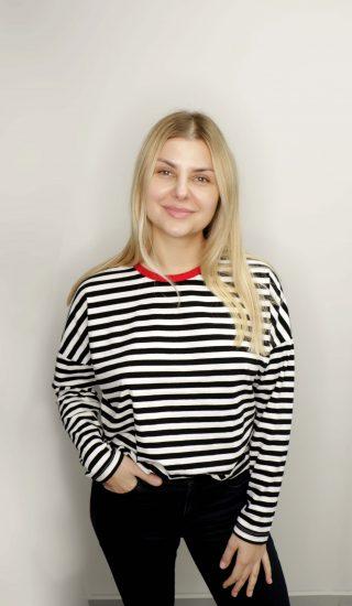 Лина христофорова поздравить девушек с работы на 8 марта